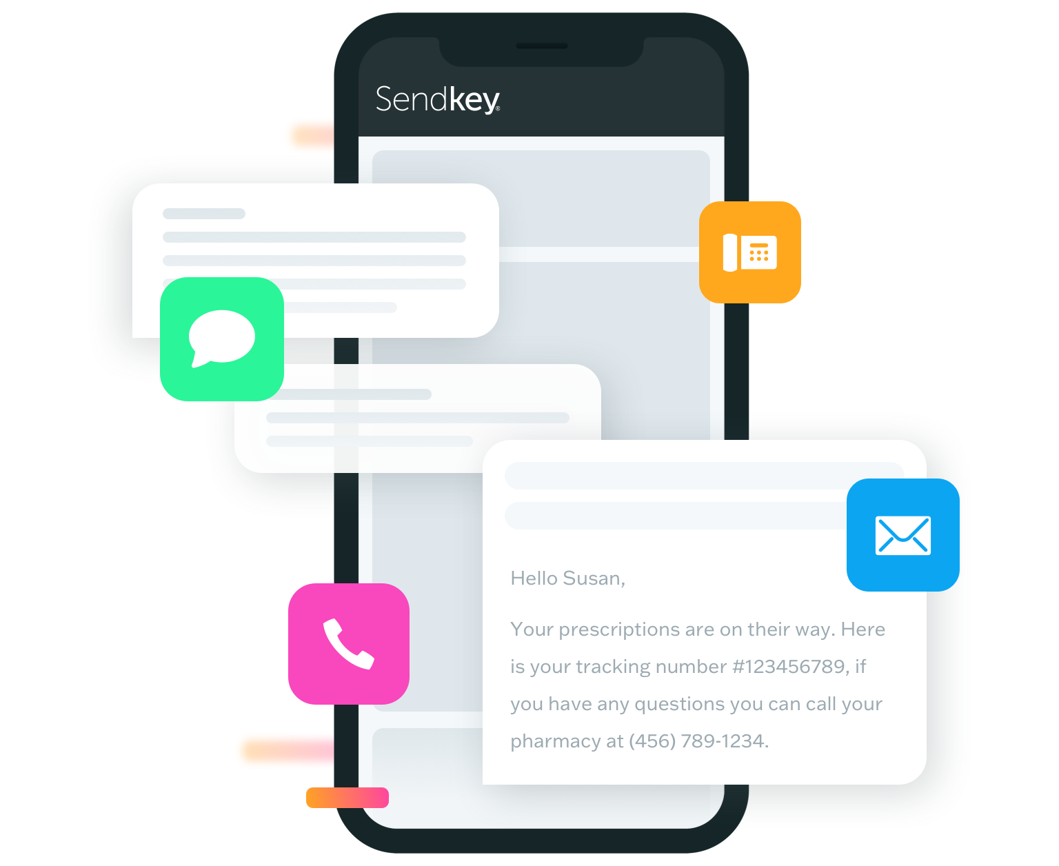 Sendkey Healthcare Software Technology Keycentrix