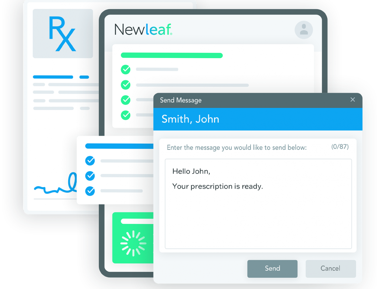 Newleaf Pharmacy Software Features Pharmacy Management System Keycentrix 2
