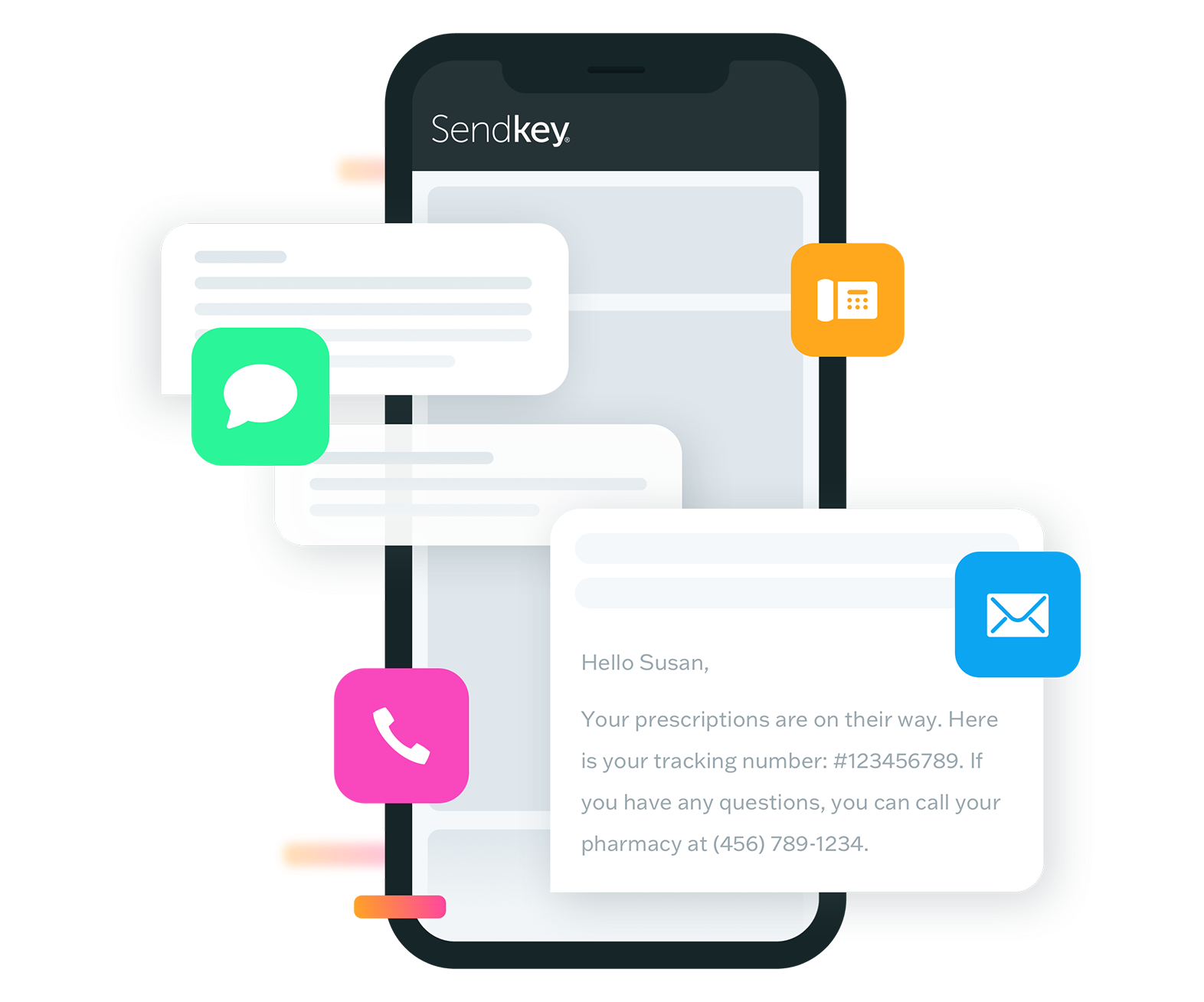 Sendkey Prescriber Patient Engagement Software 2