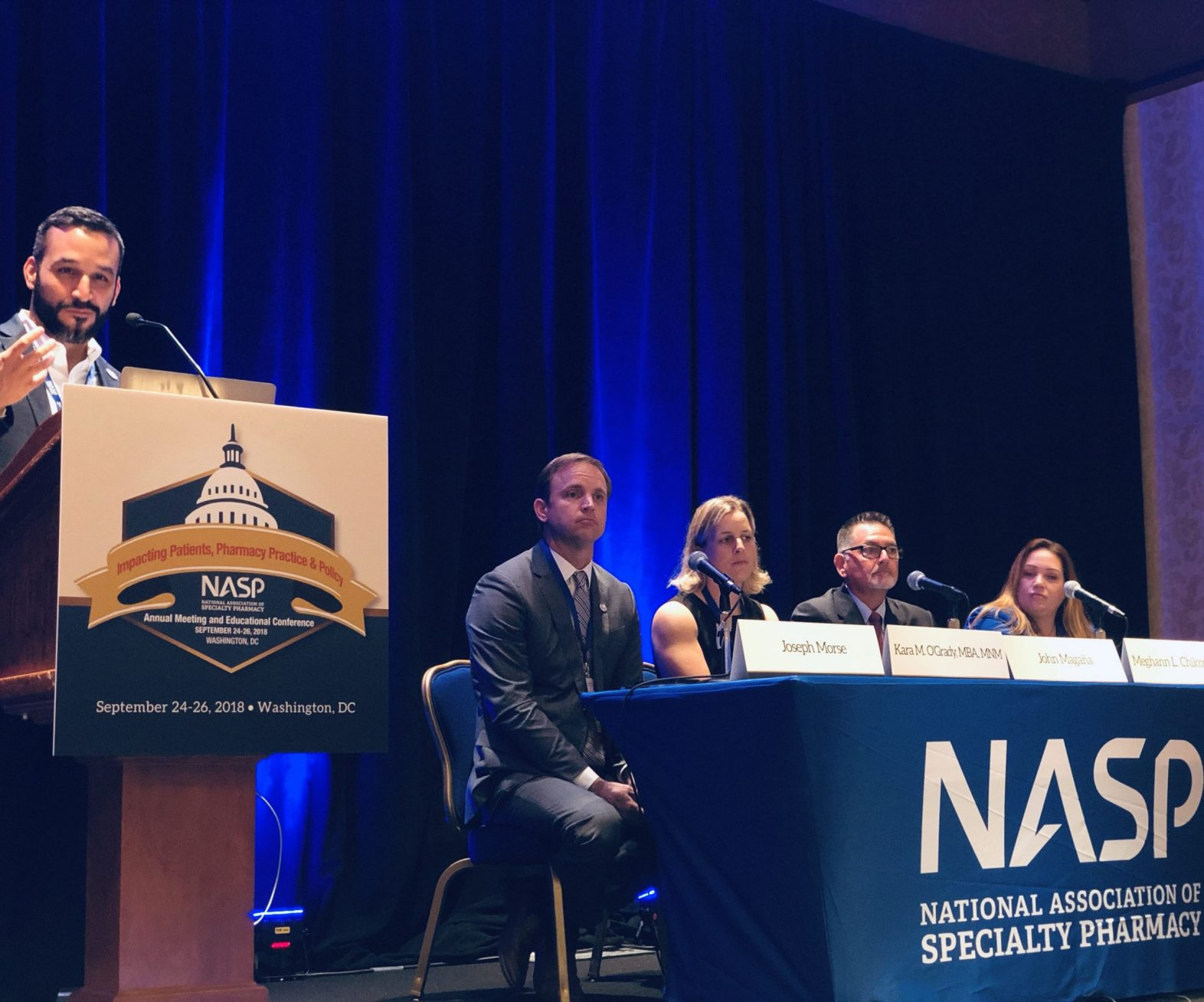 National Association of Specialty Pharmacies